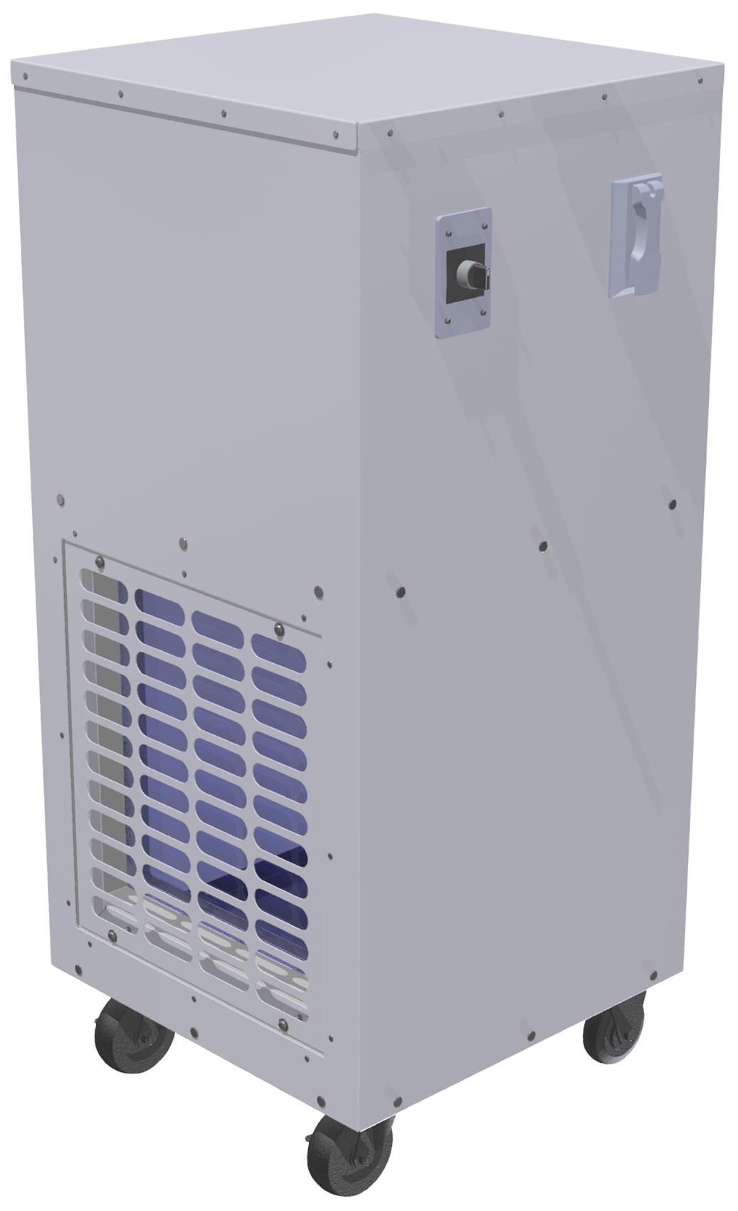 Portable HEPA Filter Fans - BKL PHF 250 110 1 2