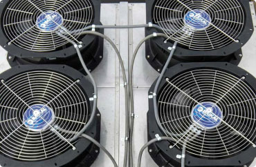 Two Cell Cooling Tower