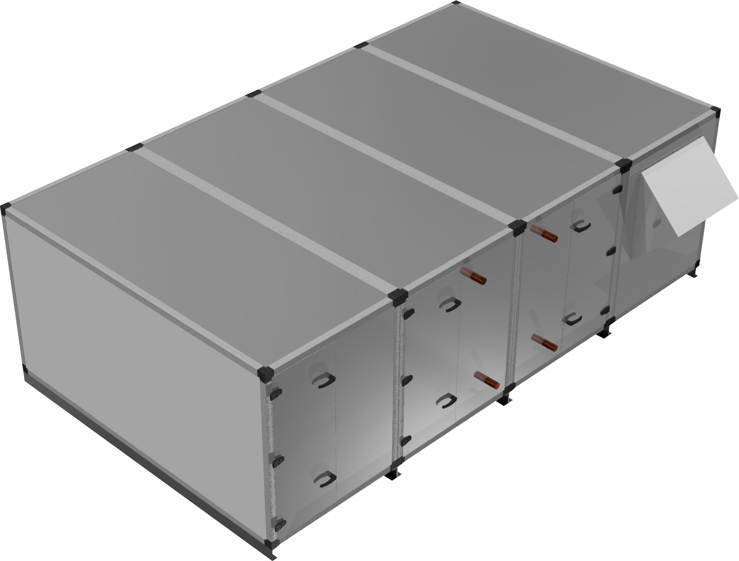 Custom Air Handling Units - Air handling unit 2