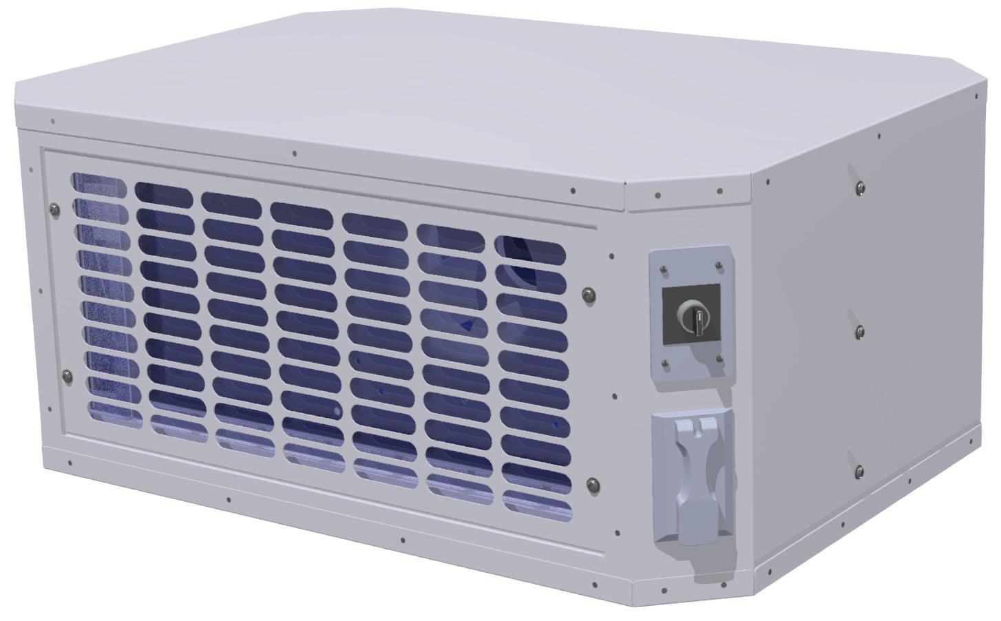 Windows Hepa Filter Fan BKL-WHF-250-110-1-1 - BKL WHF 250 110 1 1 1