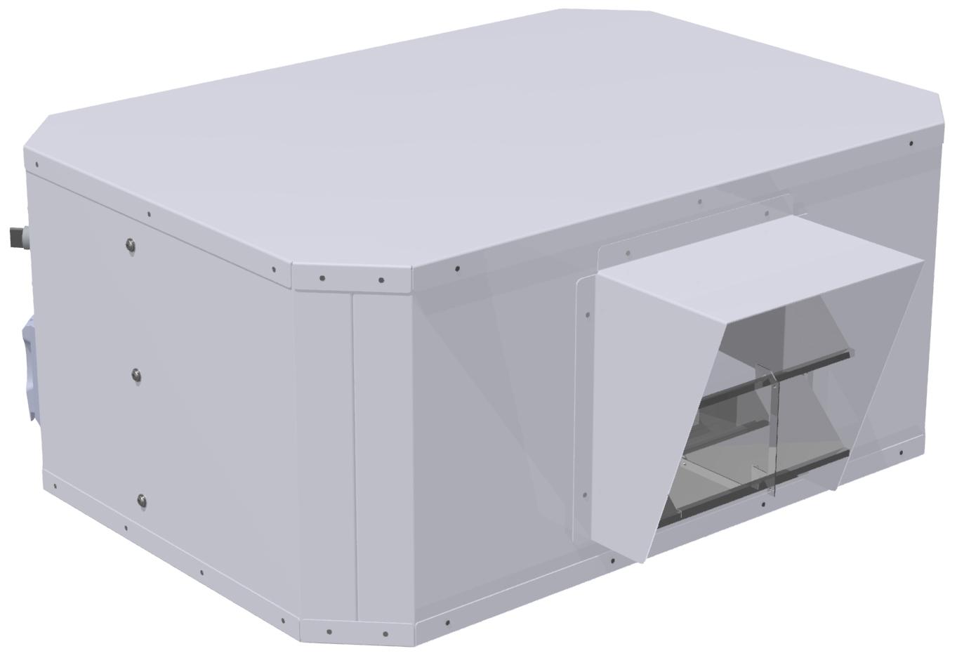 Windows Hepa Filter Fan BKL-WHF-250-110-1-1 - BKL WHF 250 110 1 1 2