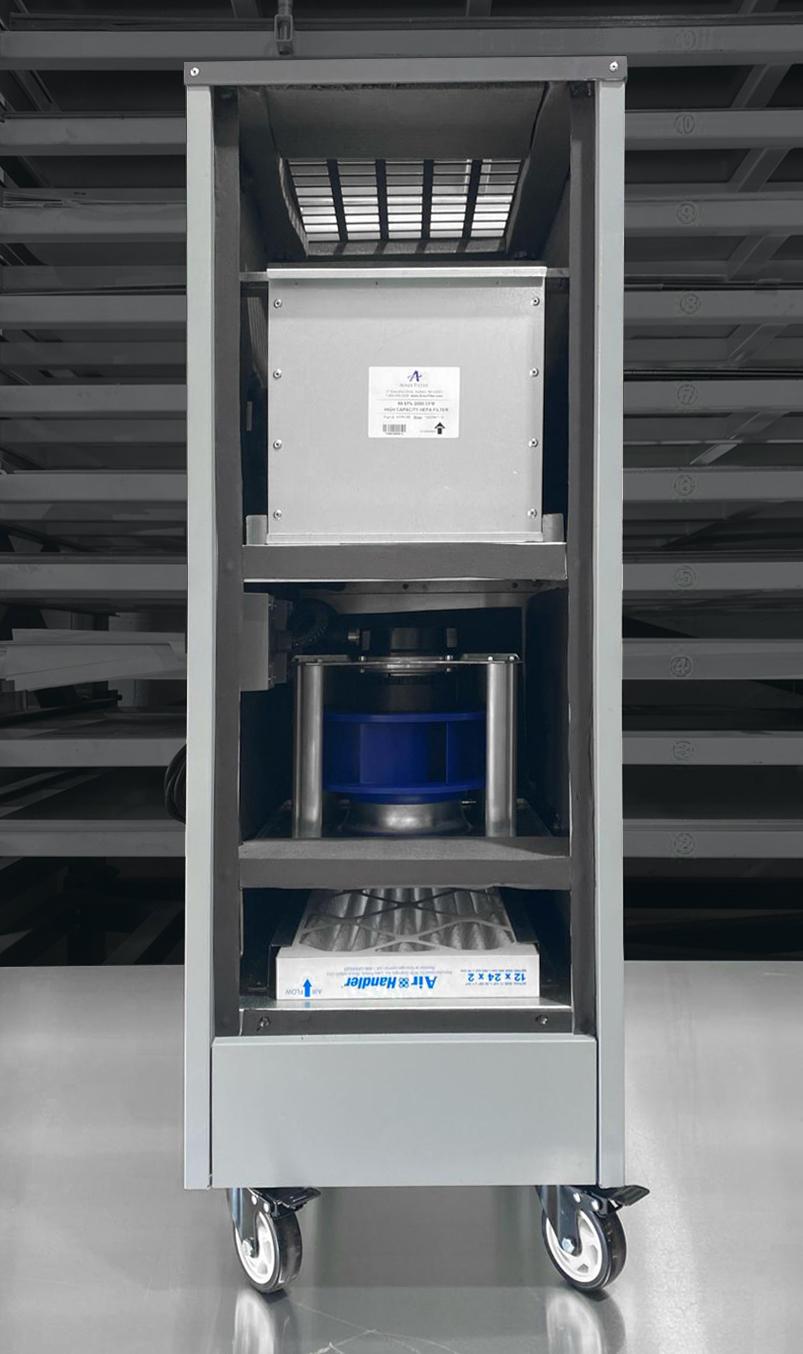 Portable Air Purifier 1000 - Portable air purifier 3