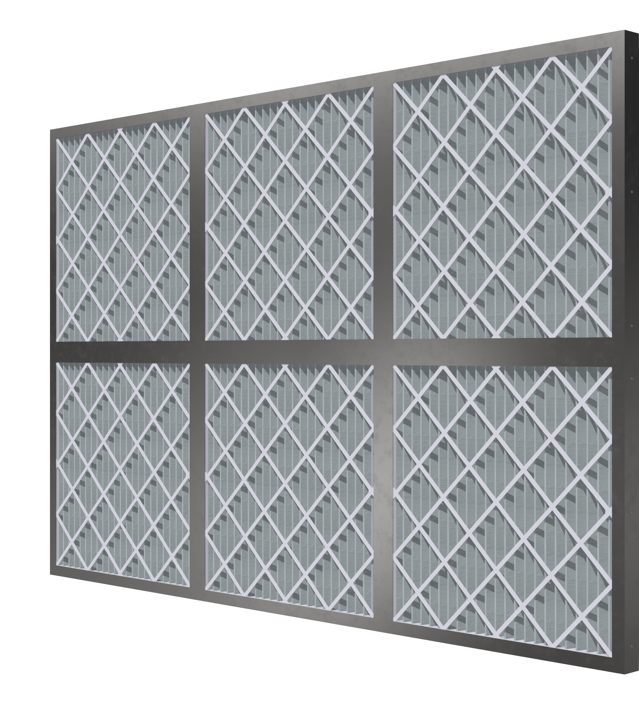 Air Filtration System - filtreation section 11