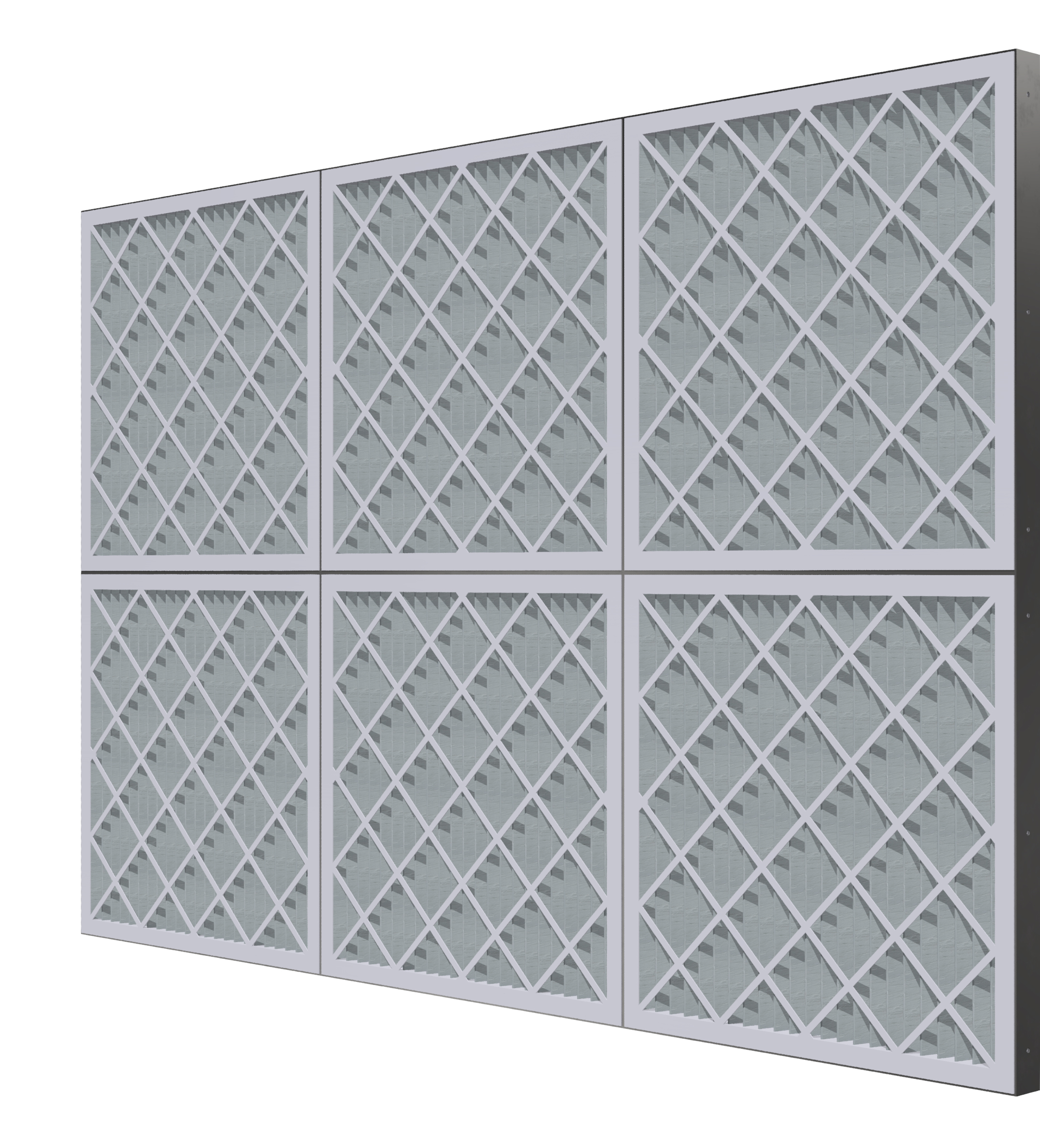 Air Filtration System - filtreation section 22